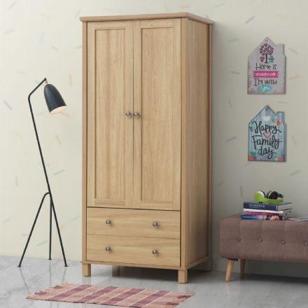 Sherwell 2 Door Wardrobe